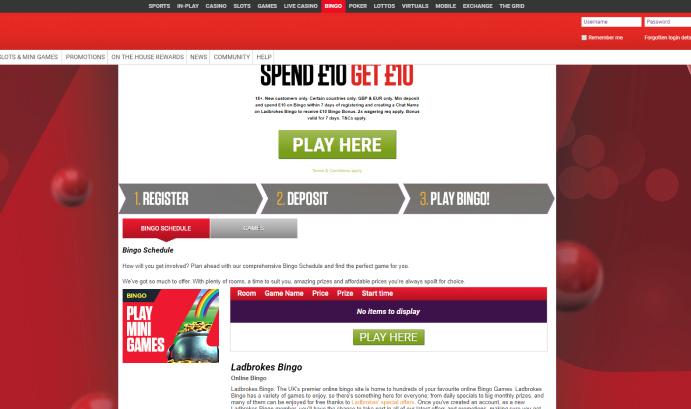 Online betting offers ladbrokes bingo top rated sports betting online